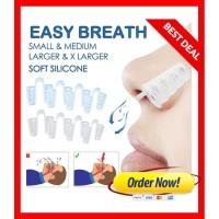 4 Pcs Alat Anti Dengkur Penghilang Ngorok Snore Stopper 4pcs Original