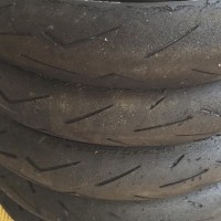 ban roadrace Pirelli diablo rosso 2 100/80-17