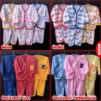 Piyama Bayi / Baju Tidur Bayi / Sleep Suit Baby Newborn / Pakaian Bayi