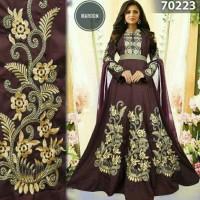 Abaya Dubai Baju Sari Baju Gamis Pesta Full Bordir