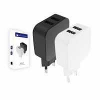 Cennotech 2 USB Port Charger VOLT / Kepala Charger