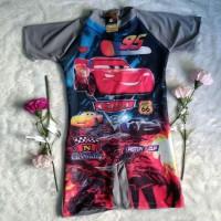 baju renang anak karakter / baju diving cowok anak tk