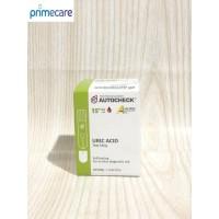 STRIP AUTOCHECK Uric Acid/Asam Urat - ISI 25 STRIP