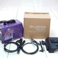 TRAFO LAS LAKONI 900WATT / MESIN LAS LAKONI 900WATT BASIC 162iXS