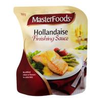 Masterfoods Finishing Sauce - Hollandise 160g