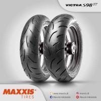 Paket Ban MAXXIS Honda PCX 150 Lokal 100/80-14 & 120/70-14