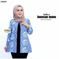 Baju Batik Wanita Blazer Wanita Murah Terbaru
