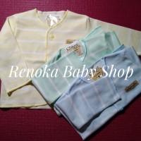 Chiyo Baju Tangan Panjang Bayi 0-3 Bln