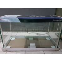 (Hanya GO-JEK/GRAB) AQUARIUM GEX GLASSTERIOR 900 UK. 90X40X50.5 CM