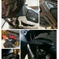 All Part Carbon Kevlar Set Honda ADV 150 PNP 100%