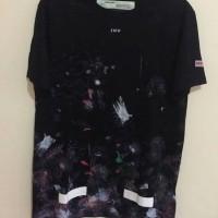 off white galaxy shirt