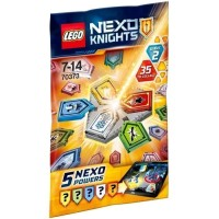 Lego Nexo Knight Combo Nexo Powers Wave 2 (70373)