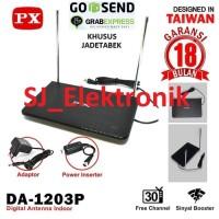 Antena TV digital PX Indoor DA-1203P antena dalam DA 1203 P