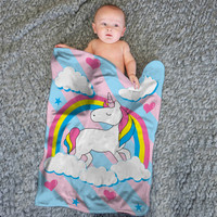 Blanket Baby Internal - UNICORN
