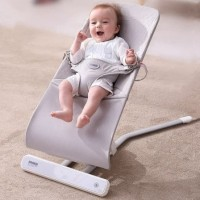 Ronbei BY032 Baby Swing Rocking Chair With Remote Control (Baby Care)
