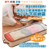 WRF31 Japan Storage Bag Visible Clothing Multi-Function Transparant TK