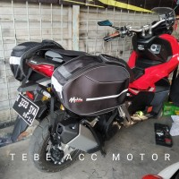 Sidebag side bag Mokita phyton tas samping motor unifersal touring