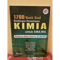 1700 Bank Soal Bintap Kimia u/ SMA/MA Pengayaan