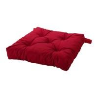 IKMalinda Bantal Kursi Alas Bangku Kursi Merah Chair Cushion Red