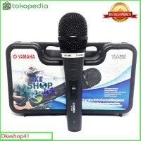 Yamaha YM-68S Microphone Vocal Profesional Mic Kabel Karaoke