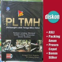 PLTMH (Pembangkit Listrik Tenaga Mikro Hidro) (+ cd) - Hunggul Y.S.H.