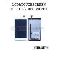 LCD + touchsreen Oppo Yoyo R2001 white ori OEM 100%
