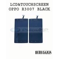 LCD + touchsreen Oppo Mirror 3/R3000/R3007/R3001 black ori OEM 100%
