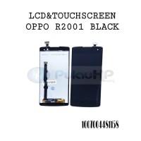 LCD + touchsreen Oppo Yoyo R2001 black original OEM 100%