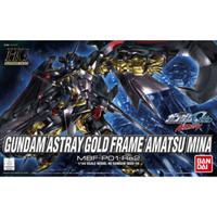 Bandai Gundam HG 1/144 Astray Gold Frame Amatsu Mina