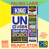 PALING LARIS THE KING BEDAH KISI-KISI UN+USBN SMP/MTS 2020