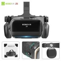 Kacamata 3D VR Box Kualitas Premium Google Cardboard Game 3D Virtual