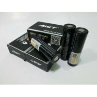 Baterai AWT BLACK 3400 mAh IMR 18650 clone