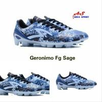 Sepatu Bola Specs Geronimo Fg Sage Blue Sepak Bola SPTB