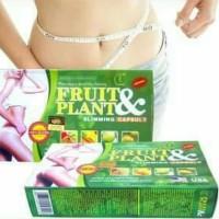 FRUIT & PLANT SLIMMING CAPSULE-OBAT PELANGSING BADAN HERBAL