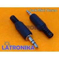Jack Mini Stereo 3.5mm 3.5 mm Plastik Jack Audio Stereo Jek Aux 3,5mm
