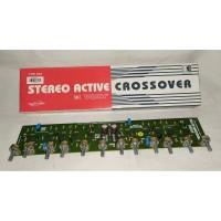 Kit Ranic Kit CROSSOVER Active Stereo 3 Way-Ranic 239 RE.057CA-239