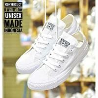 Sepatu Converse ALL Star Warna Putih FuLL