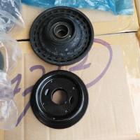 karet support shock depan chevrolet spin