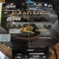 Memory Ram Longdimm DDR4 8GB Apacer Panther (1x8GB) 2666MHZ PC21000