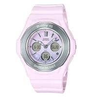 Jam Tangan Wanita Casio Baby-G Digital Analog BGA-100ST-4ADR