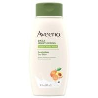 Aveeno Daily Moisturizing Yogurt Body Wash Apricot 532ml