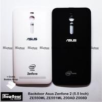 Backdoor Tutup Belakang Back Cover Asus Zenfone 2 5.5 Inch Z00AD Z008D