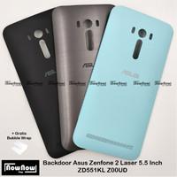 Backdoor Tutup Belakang Cover Asus Zenfone 2 Laser 5.5 ZD551KL Z00UD