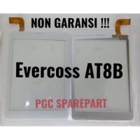 Original OEM Touchscreen Tab Evercoss AT8B - Cross Evercross Tablet TS