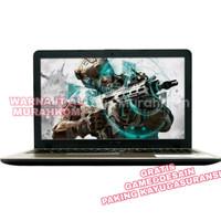 LAPTOP ASUS X540NA INTEL N3350 RAM 4GB HDD 500GB LAYAR 15INCH WARNA