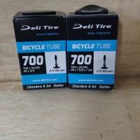 Ban dalam sepeda ukuran 700 Deli Made in indonesia