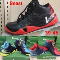 Sepatu Basket League Basketball Shoes Beast Original Murah Pria Cowo