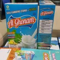 Susu Kambing Ettawa Etawa AL GHONAM Vanilla Vanila