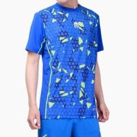 Baju Olahraga Futsal Jersey MILLS, Style: LIBERO, Code : 1008 Royal - Royal, M