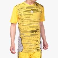 Baju Olahraga Futsal Jersey MILLS, Style: SAMBA, Code : 1009 Yellow - Yellow, M